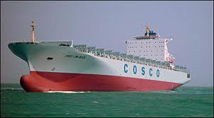 China Cosco posts 255pc loss of US$1.66 billion, boxes lose $1 billion