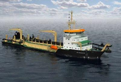 Dredging Corporation of India to Procure Two Hopper Dredgers