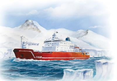 STX Finland Delivers Research Vessel to South Africa