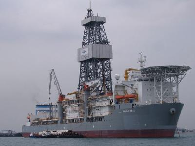 Ensco Places Order for Sixth Drillship from South Korea