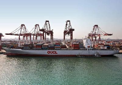 China: OOCL Announces New Chief Executive Officer