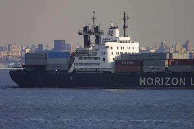 Horizon hands over 5 ships, plus 10pc of firm to Ship Finance International