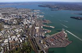 Port of Auckland's interim result is flat, 2nd half expected to be weaker