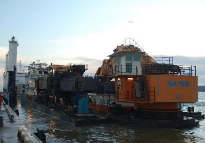 Lithuania: JSC Western Yard Repairs Five Ships for Van Oord