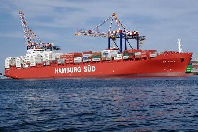 Hamburg Sud revenue grew 7pc to US$6.3 billion in 2011, boxes up 9pc