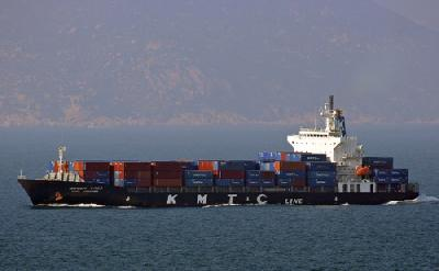 KMTC joins Emirates, Hapag-Lloyd, RCL's Far East to India service