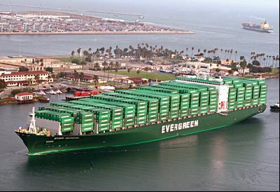 Evergreen adds West Africa links through Hanjin terminal at Algeciras