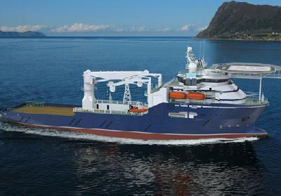 Norway: Kleven Maritime Secures Subsea Support Vessel Contract