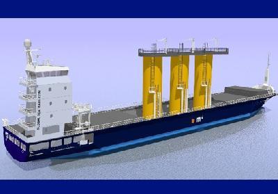 Hartman Marine, Conoship to Change the World of Transport (The Netherlands)