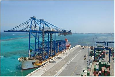 Jeddah's Red Sea Gateway Terminal opens as volumes show steady growth