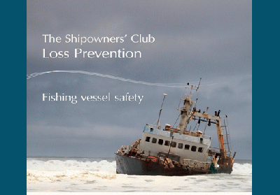 UK: The Shipowners' Club Publishes 'Fishing Vessel Safety' Handbook