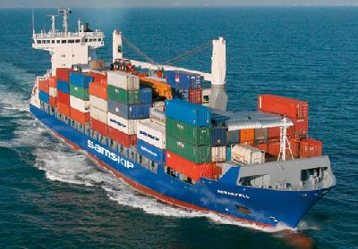 The Netherlands: Samskip Acquires Two Container Vessels