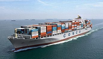China Cosco Holdings triples loss in first quarter to US$423 million