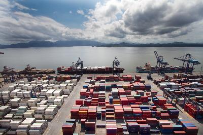Brazil's TCP first in South America to install on-dock rail OCR solution