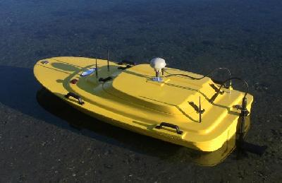 USA: Oceanscience Launches Z-Boat 1800 for Shallow Water Survey