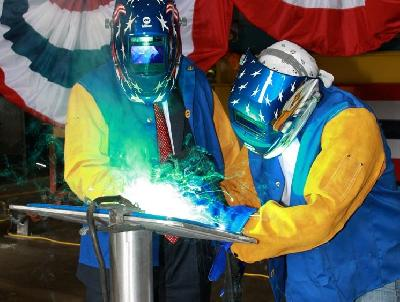 USA: Austal Holds Keel-laying Ceremony for Third JHSV