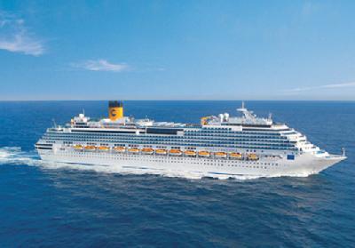 Italian Shipbuilder Fincantieri Delivers Costa Fascinosa