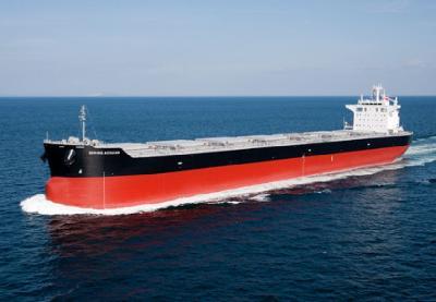 Japan: Sanoyas Builds Largest Bulk Carrier Designed with FORAN