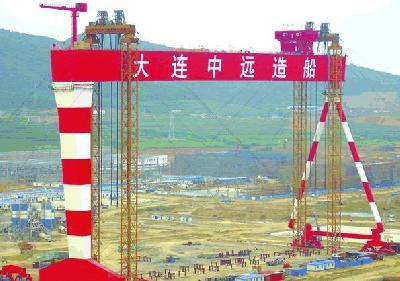 Kawasaki Heavy to Acquire Stake in Dalian COSCO Shipbuilding Industry, China