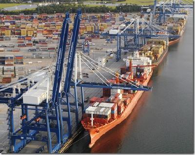 Charleston adds new NWA/Evergreen Far East service via Suez Canal