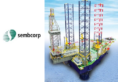Singapore: Sembcorp's PPL Shipyard Secures Jack-up Rig Deal