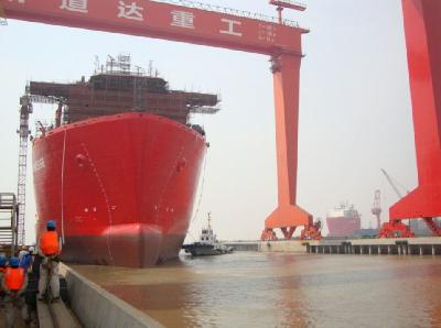 Dutch Fairstar Wins Float-Over Contract from Saipem