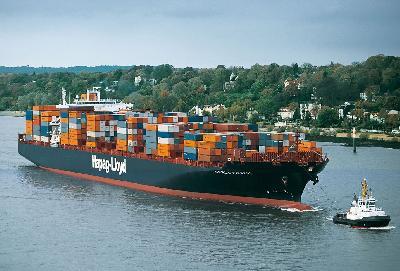Germany: Hapag-Lloyd Increases Revenue in Q1 2012