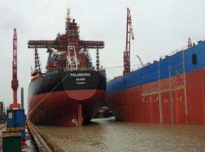 Greece: Diana Shipping Announces Delivery of Newcastlemax Dry Bulk Carrier