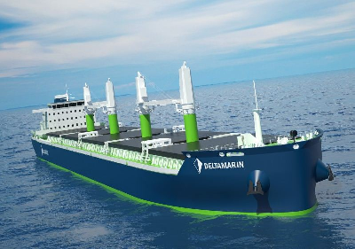d'Amico Orders Six Fuel-Efficient Bulk Carriers from China