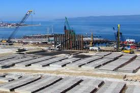 Container terminal future bright as Turkey's new main highway swings by