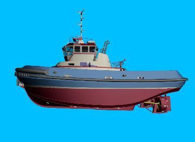 UK: Two Macduff Designed DOT Tugs Complete Sea Trials