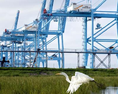 USA: APM Terminals Offers Virginia Billion Dollar Port Deal