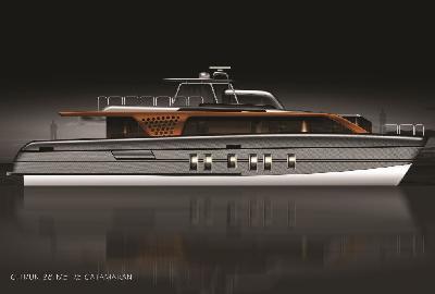 UK: CTruk Boats Bags Five Orders at Seawork 2012