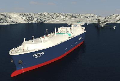 South Korea: STX Cuts Steel for High-Tech LNG Carrier