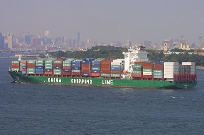 APM Terminals Gains China Shipping Cargoes