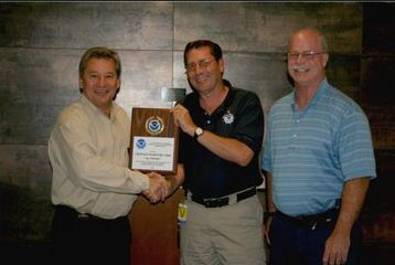 USA: NOAA Recognizes Crowley Maritime for Highly Accurate Weather Observations