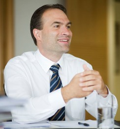 MCC Transport CEO enjoys fair winds, but fears second half doldrums