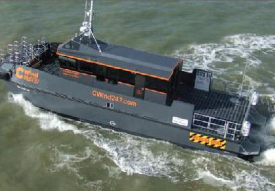 UK: CWind Expands Its Fleet with Three New Skippers