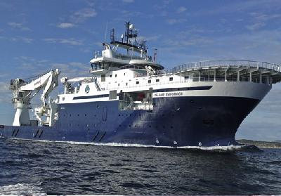Babcock Mobilises Offshore Vessel for Shell in North Sea