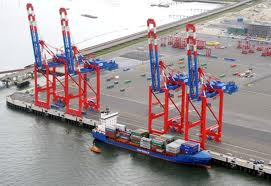 Germany's JadeWeserPort in Wilhelmshaven to take on Rotterdam in boxes