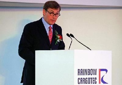 Rainbow-Cargotec JV Company Breaks Ground on New Facility in China