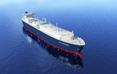 Shell Charters Two Sovcomflot's LNG Carriers (Russia