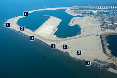 The Netherlands: RWG Starts Construction of Container Terminal on Maasvlakte 2
