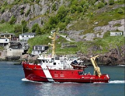 Canadian Coast Guard Ship Vladykov Completes Sea Trials