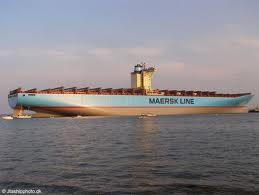 Maersk extends West Africa loop to China deploying larger WAFMAXers
