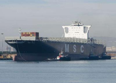 South Africa: MSC Sola to Dock in Durban