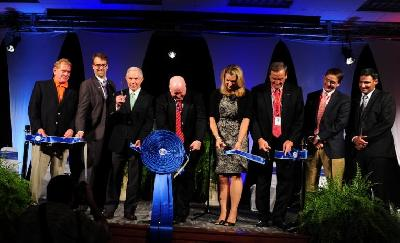USA: Ribbon Cutting Ceremony Marks Opening of Austal's Three New Buildings
