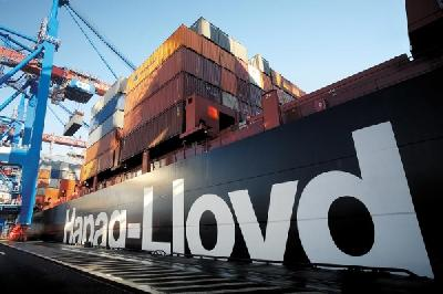 Hapag-Lloyd receives 13,200-TEUer, bound for G6 Asia-Europe Loop 4 service