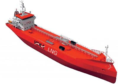 The Netherlands: Veka-Group Introduces New LNG Tankers
