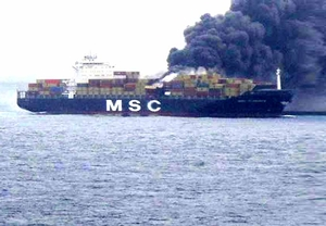 MSC Flaminia still on fire, one more crewmember died